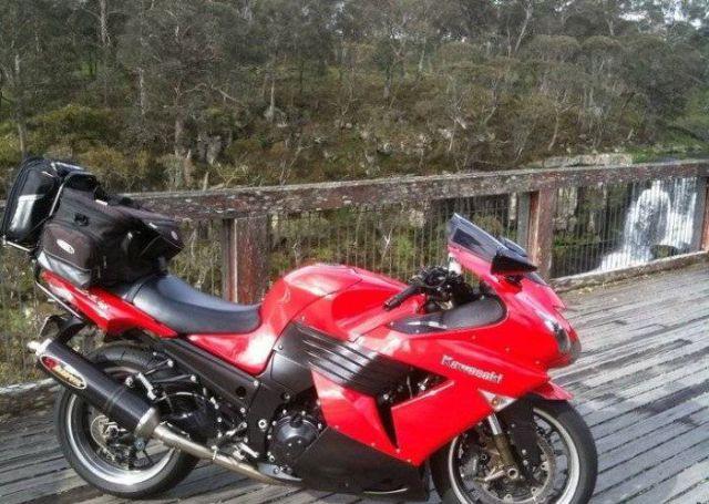 Motorcycle Mishap