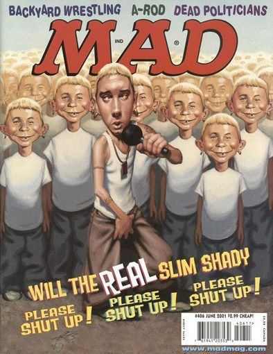 Its all About Mad