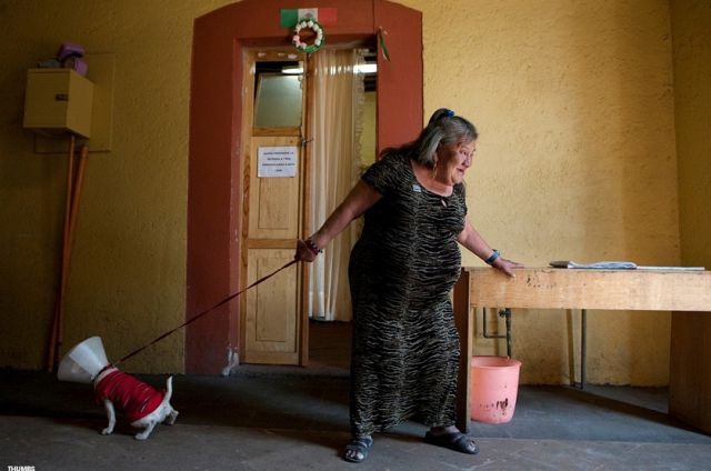 A Shelter for Retired Prostitutes in Mexico