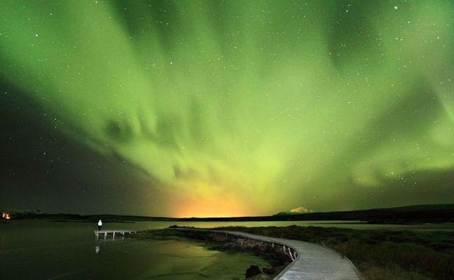 The Strange Aurora Borealis Lights