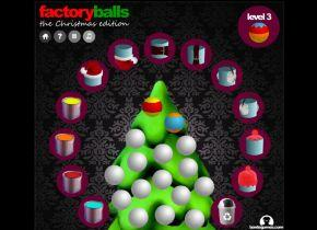 Factory Balls – The Christmas Edition