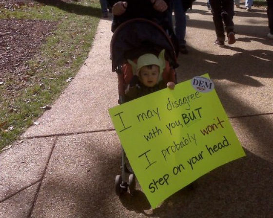 Clever Protests