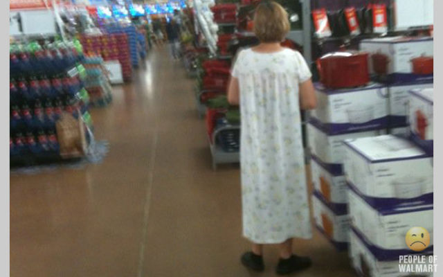 What You Can See in Walmart. Part 8