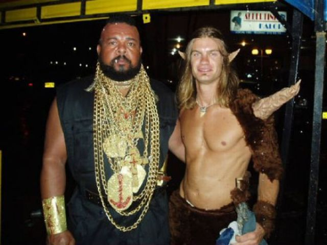 Mr. T Impersonators