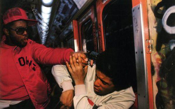 New York Subway Time Travel