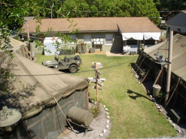 Backyard Mash