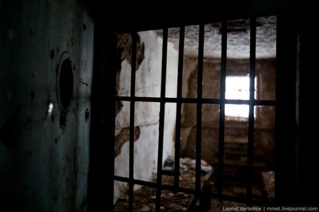 Run Down Russian Prison