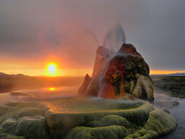 A Geyser Out of This World
