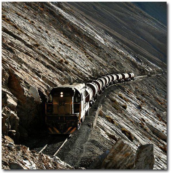 A Stunning Railway Line