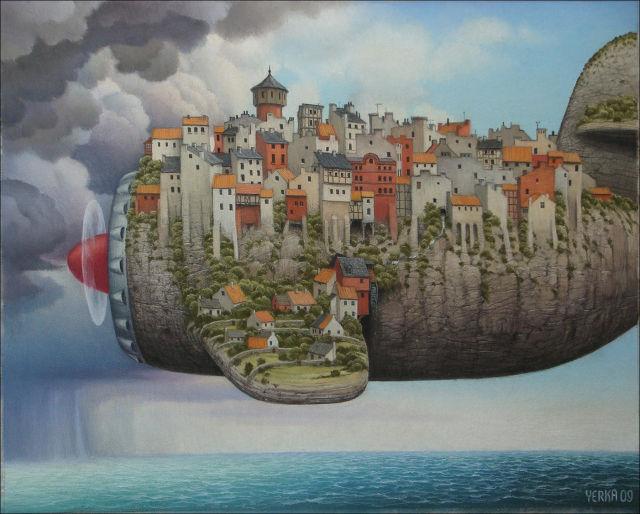 Amazing Cartoon Worlds