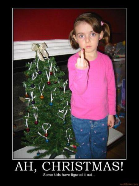 Christmas Demotivators