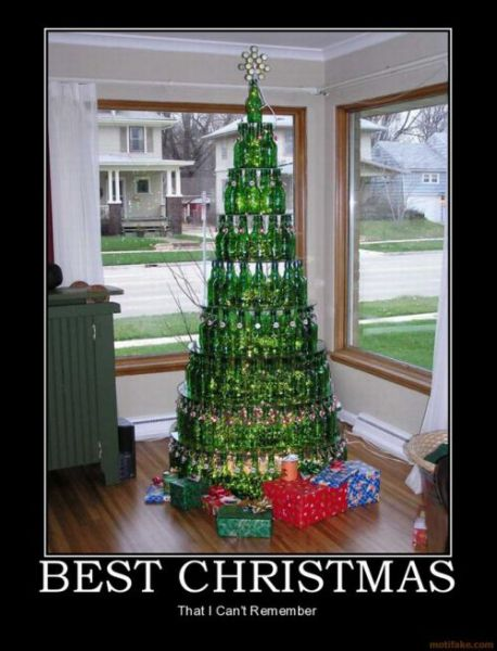 Christmas Demotivators