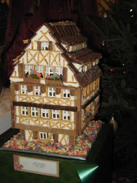 Some Great Gingerbread Houses