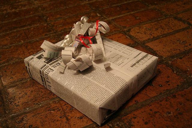 Tilted Tens: Wierd Wrappings