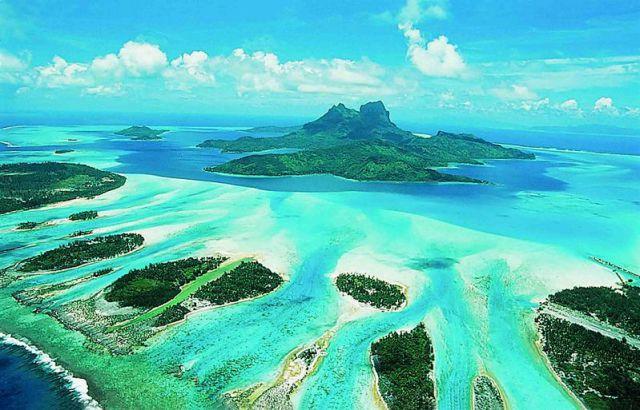 Beautiful Bora Bora