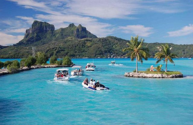 Beautiful Bora Bora