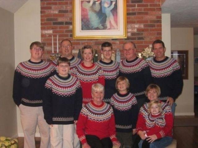 Funny Awkward Holiday Photographs