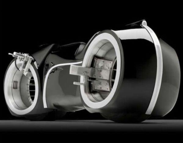 Uncanny Factoid: Tron Lightcycle