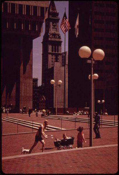 Boston in 1970s