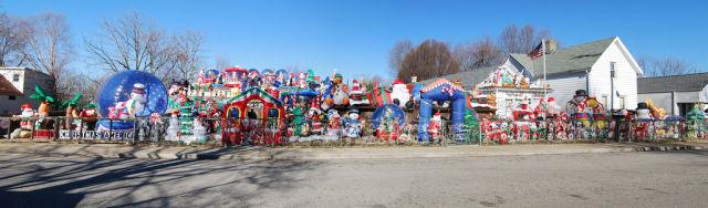 Tacky Christmas Decorations