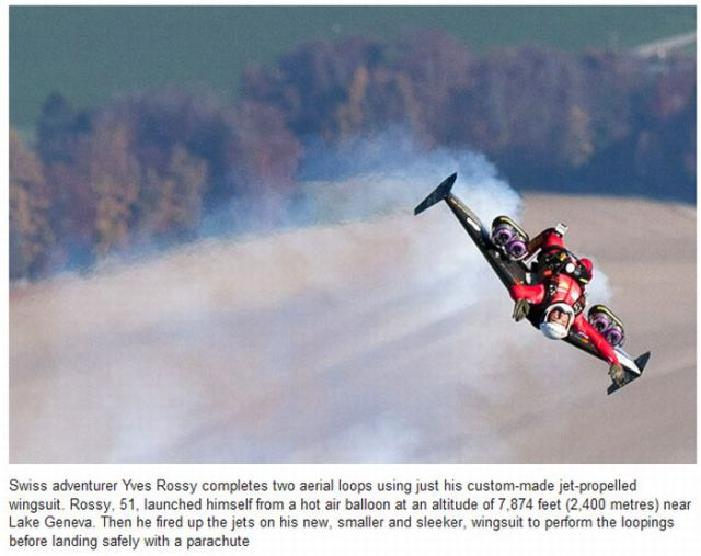 2010 Most Impressive Stunts and Crashes
