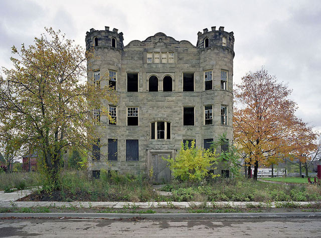 The Ruins of Once Famous Automobile Capital