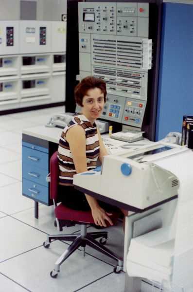 50 Years Ago in Bell Labs