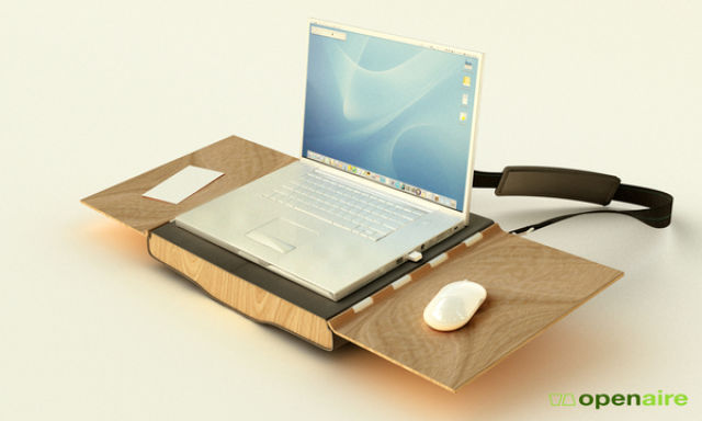 A Workstation in a Laptop Case