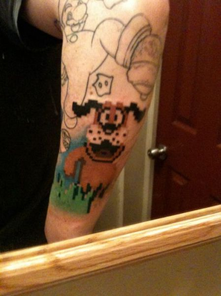 Such an Awesome Tattoo!