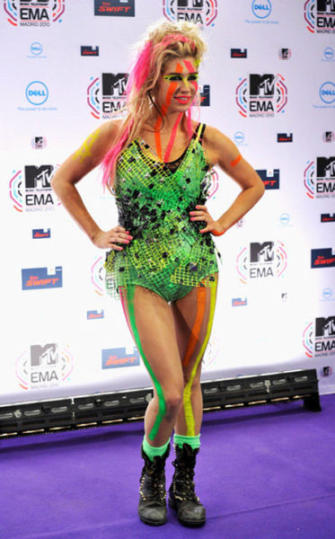 The Worst Outfits of 2010