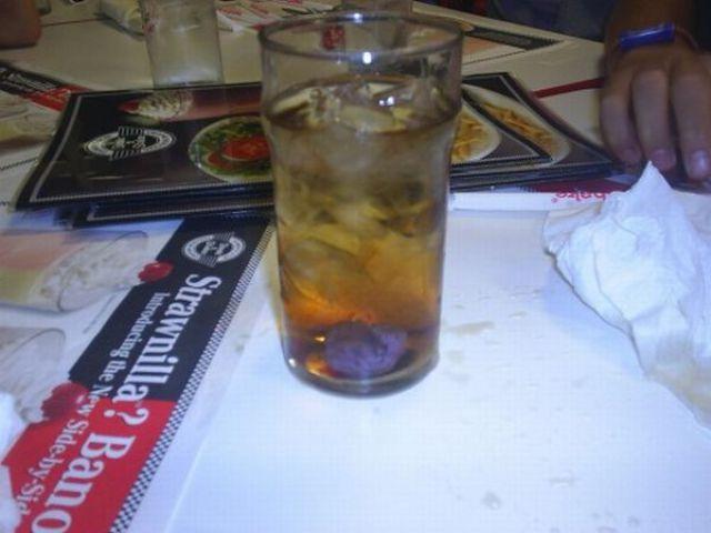 Yucky Drinks