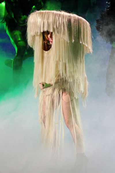 Lady Gagas Outlandish Outfits