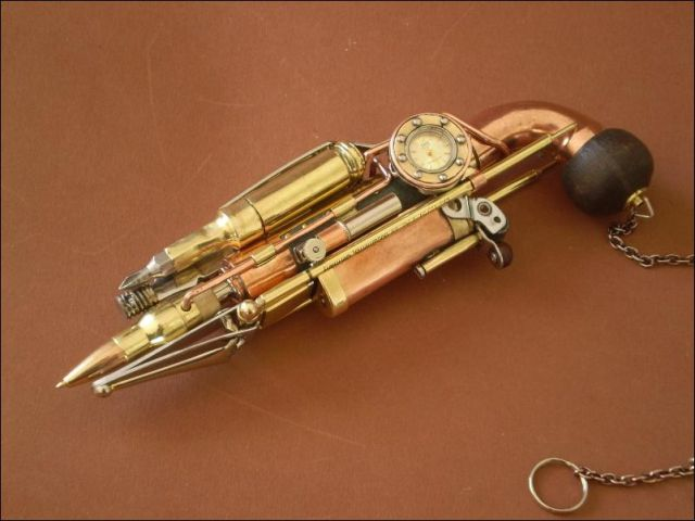 Steampunk Pen