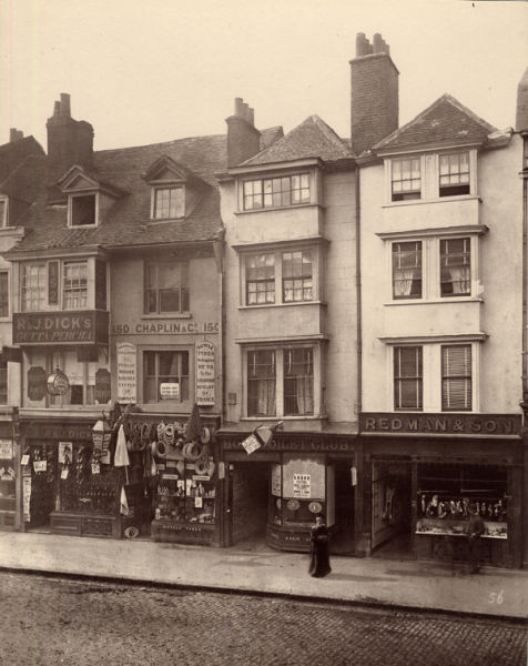 Amazing Pictures of Old London