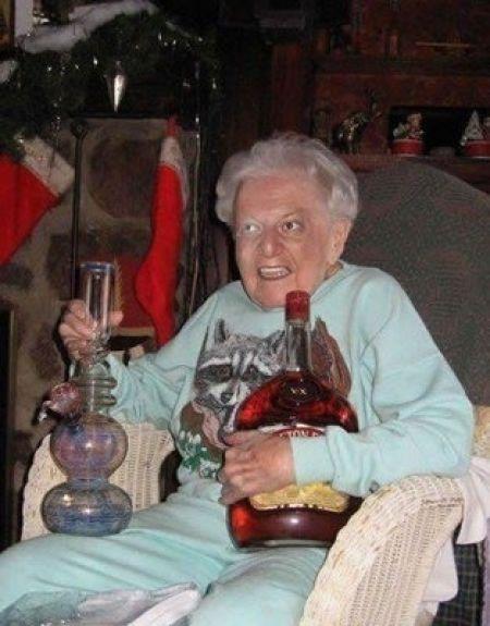 Some Hip Grandmas