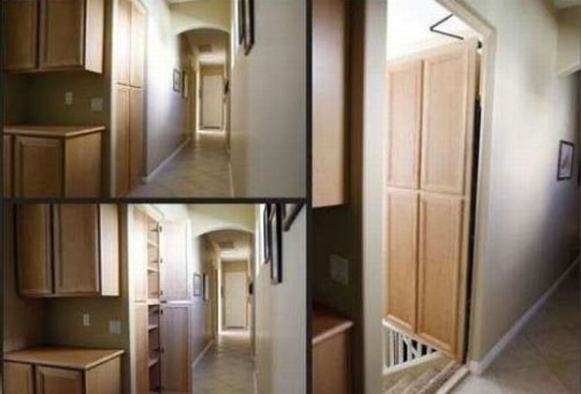 Rooms That are Hidden