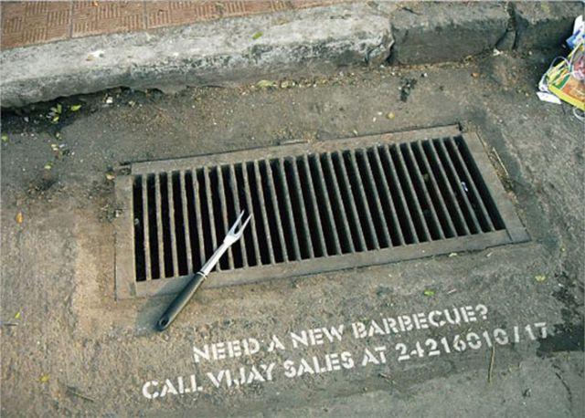 Some Interesting Street Advertisements