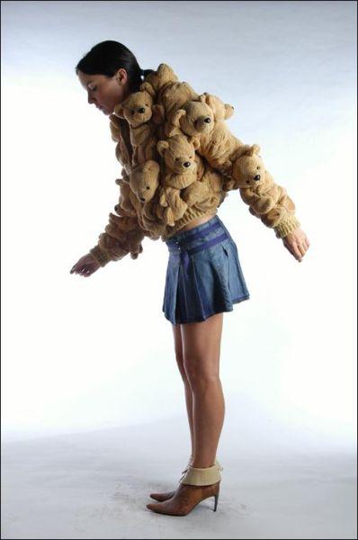 Unusual Jacket