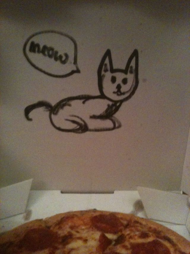 Funny Instructions By Pizza Fans 14 Pics Izismile