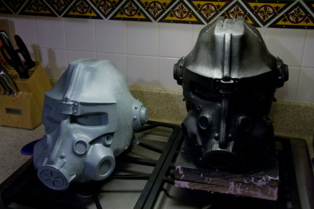 How to Reproduce Fallout 3 Helmet
