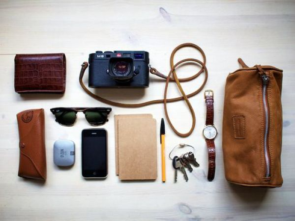 What Different People Carry in Their Pockets