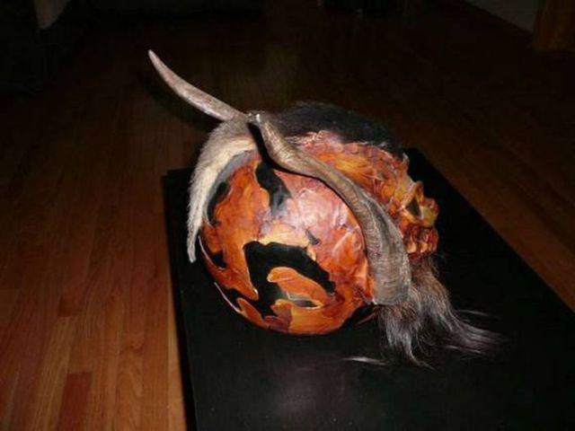 Hellish Helmets
