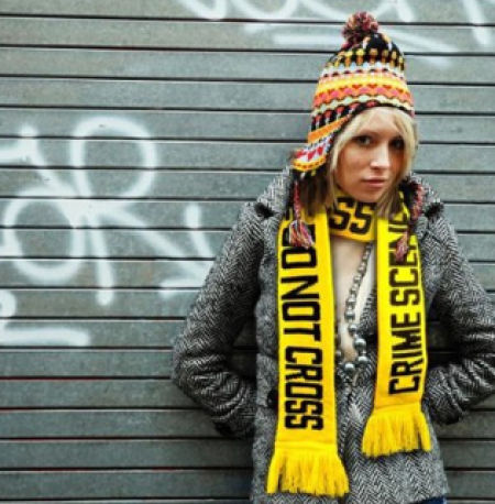 The Most Unusual Scarves