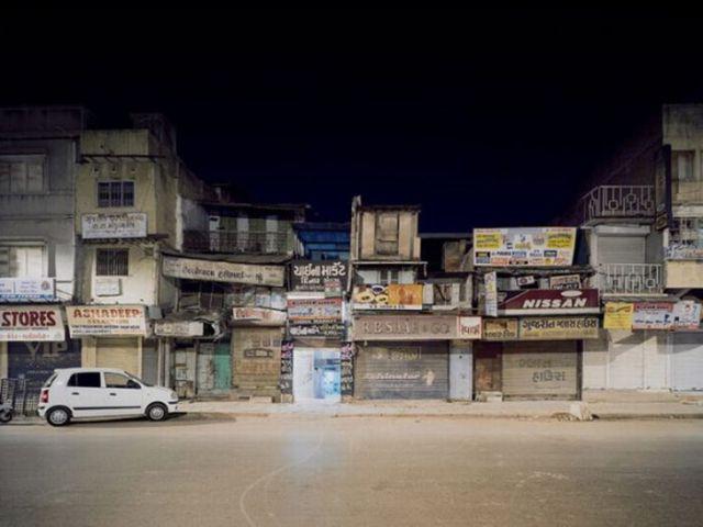 A Deserted City