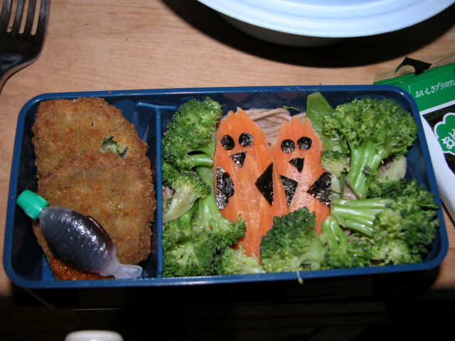 Beautiful Japanese Takeout Meals