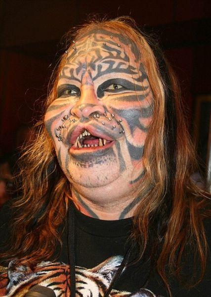 Return to Tattoo Clowns 46 pics