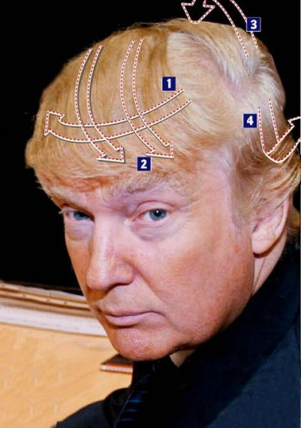 Ridiculous Comb Overs