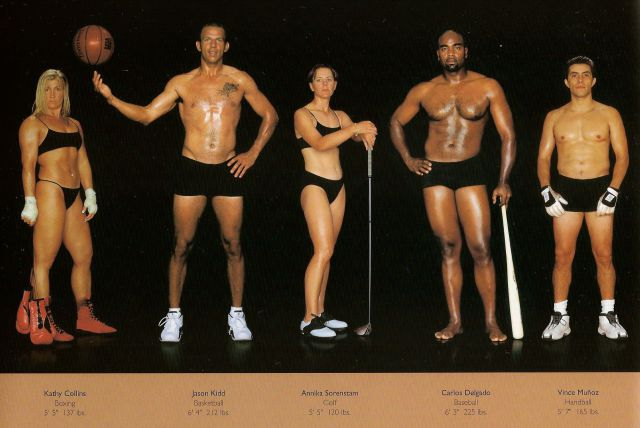 Sports Physiques