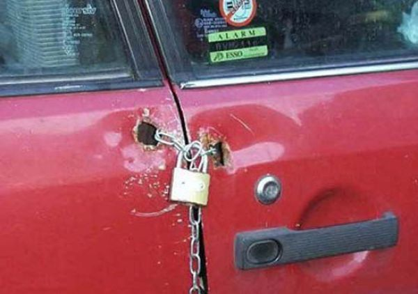 No-Common-Sense Locks