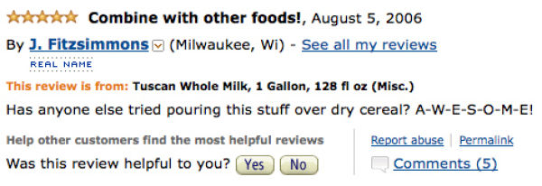 The Most Unhelpful Reviews for Silly Products on Amazon